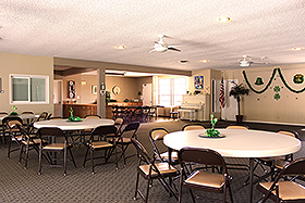 ROOM FOR MEETINGS AN PARTIES