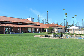 CLUBHOUSE AND GROUNDS